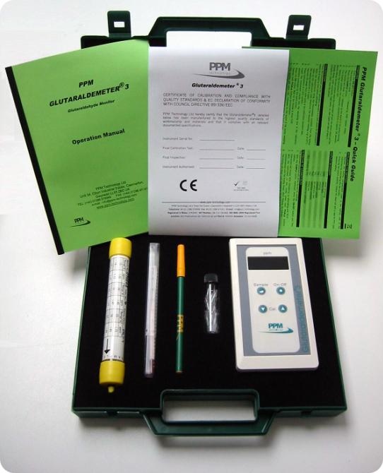 KIT Glutaraldemeter 3