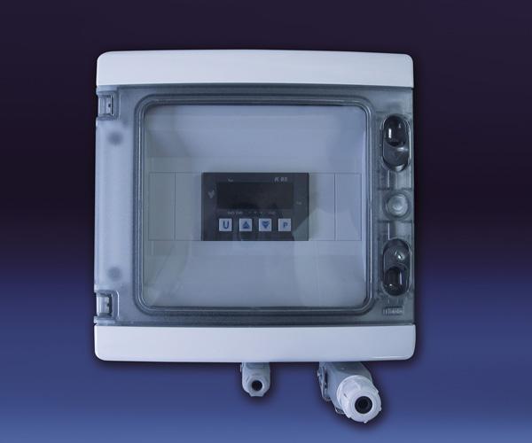 Centralina di controllo temperatura